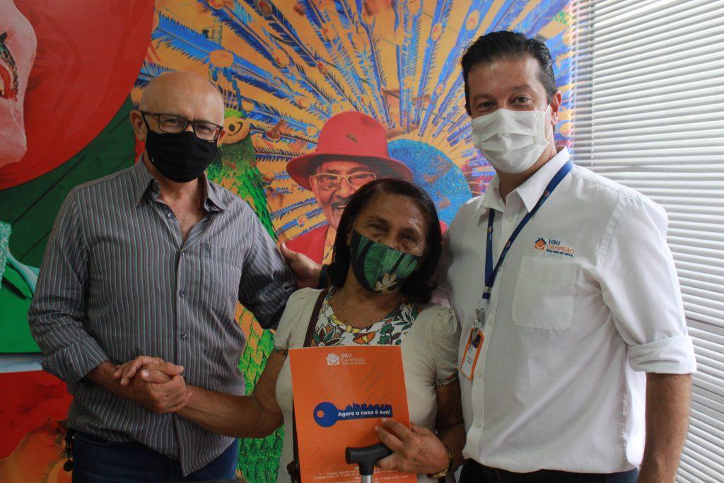 Empresa de Regularização Fundiária Urbana realiza entrega de cerca de 100 escrituras em Salgueiro!